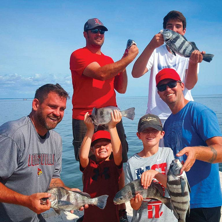 The best fishing charters in the Charleston, SC area