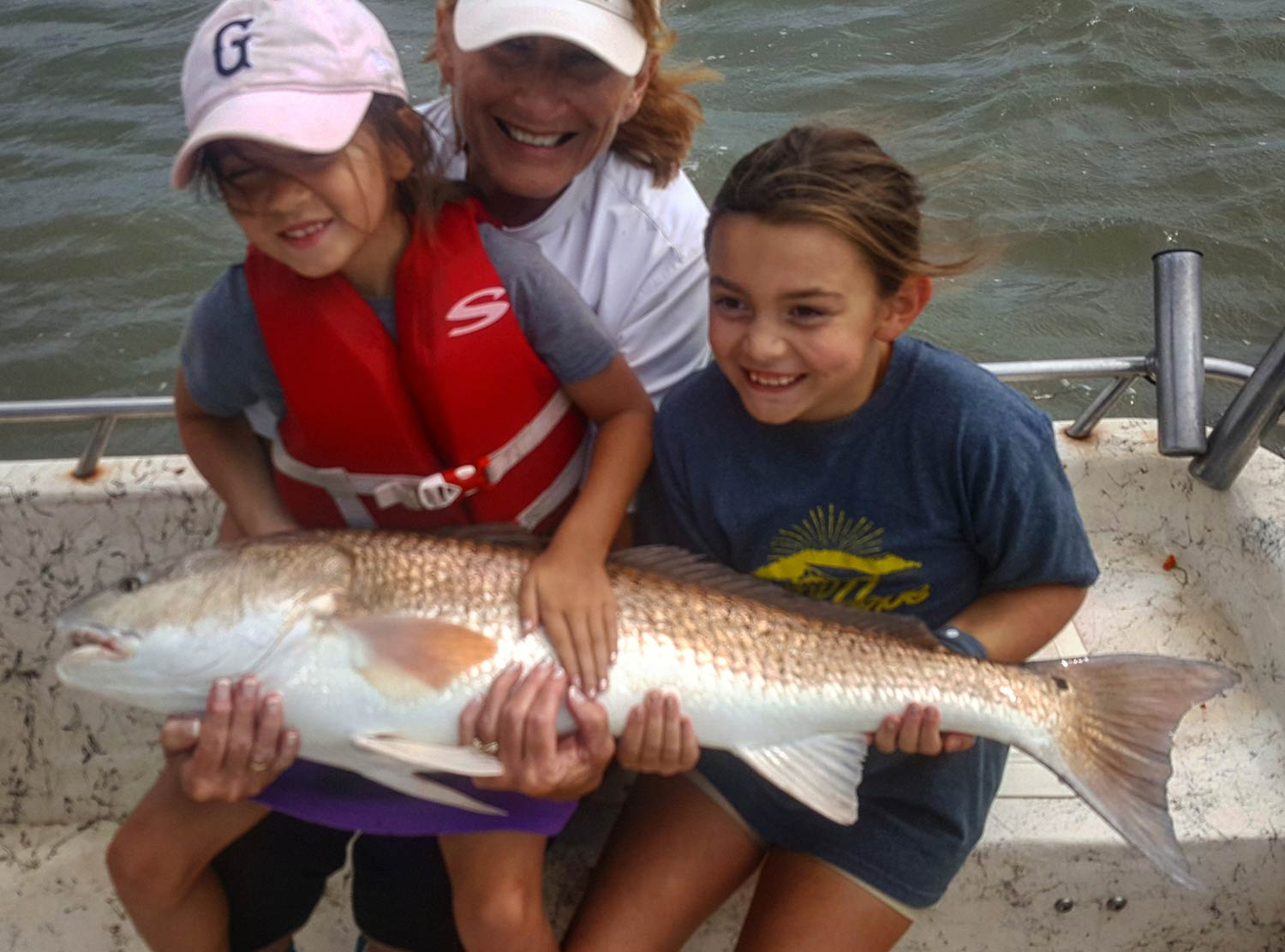 Inshore Fishing Charter on Flats or Bay Boat