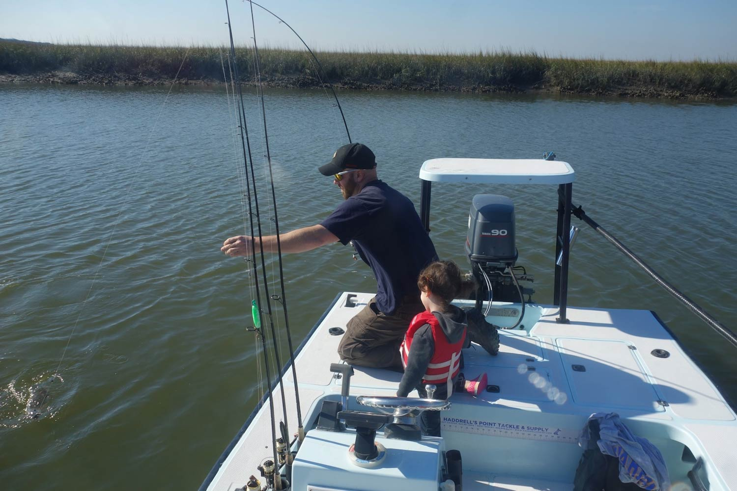 Family, Youth, or Solo Fishing Charter