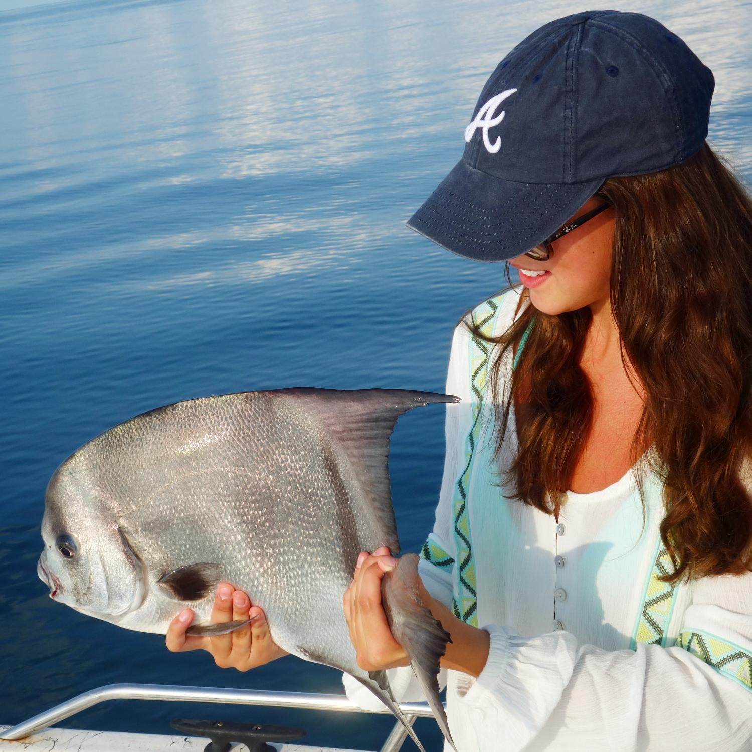 Ocean Fly Fishing Charter - Larger Fish Species of Charleston